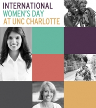 International Women's Day at UNC Charlotte