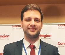 Photo of Adriano de Bernardi Schneider, a doctoral candidate in the Department of Bioinformatics and Genomics
