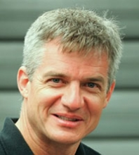 Photo of Andrew Randolph, technical director for ECR Engines