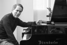 Photo of Associate Professor of Piano Dylan Savage