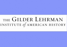 The Gilder Lehrman Institution of American History