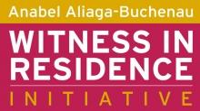 Anabel Aliaga-Buchenau Witness in Residence Initiative