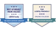 SR Education badges