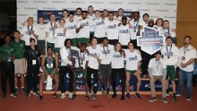 Charlotte 49ers men's track and field team