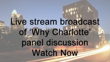Community leaders discuss why Charlotte landed the DNC