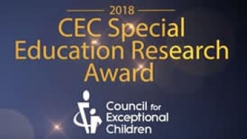 CEC research award
