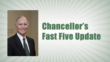 Chancellor's Fast Five update