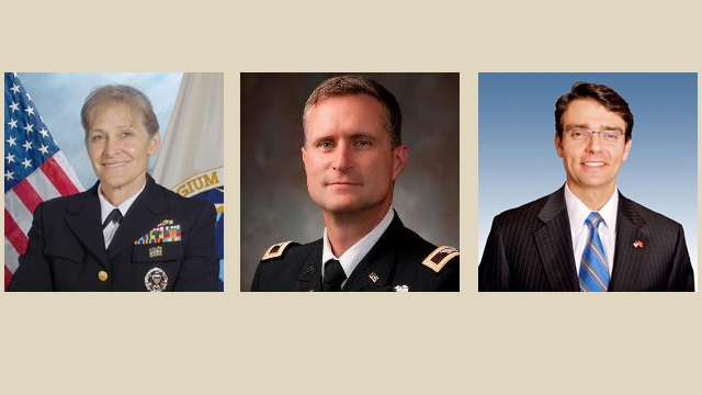 Keynote speakers for veterans' conference