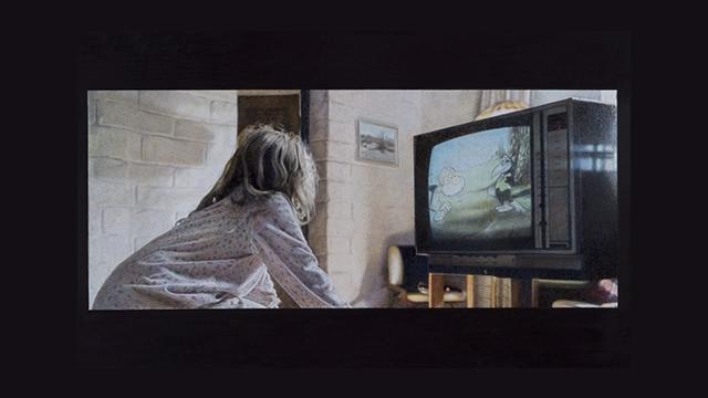 TV artwork